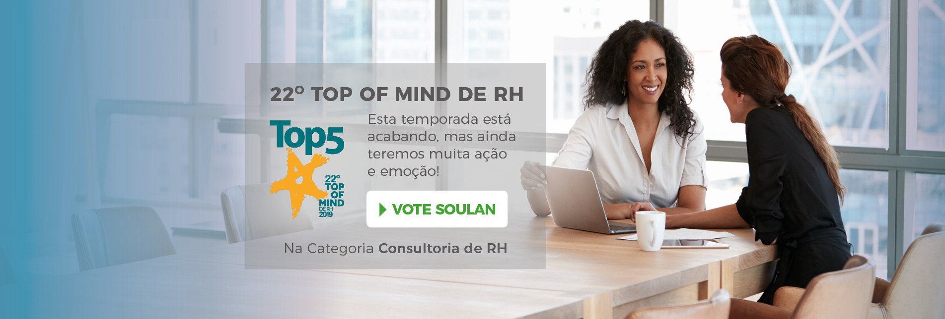 22º TOP OF MIND DE RH